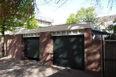 Aanbouw garage in Tilburg. Bekijk alle foto's.